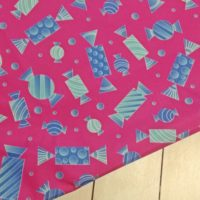 Ткань Дьюспо конфетки