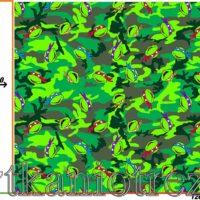 Кулир купон зеленые черепашки